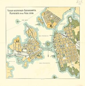 5 Kaupunkikarttoja