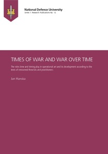 times of war and war over time