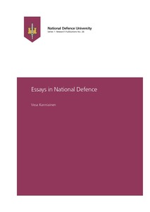 Essays in national defence 9620bc2ddc