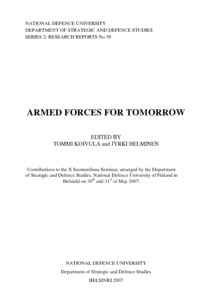 ARMED FORCES FOR TOMORROW
