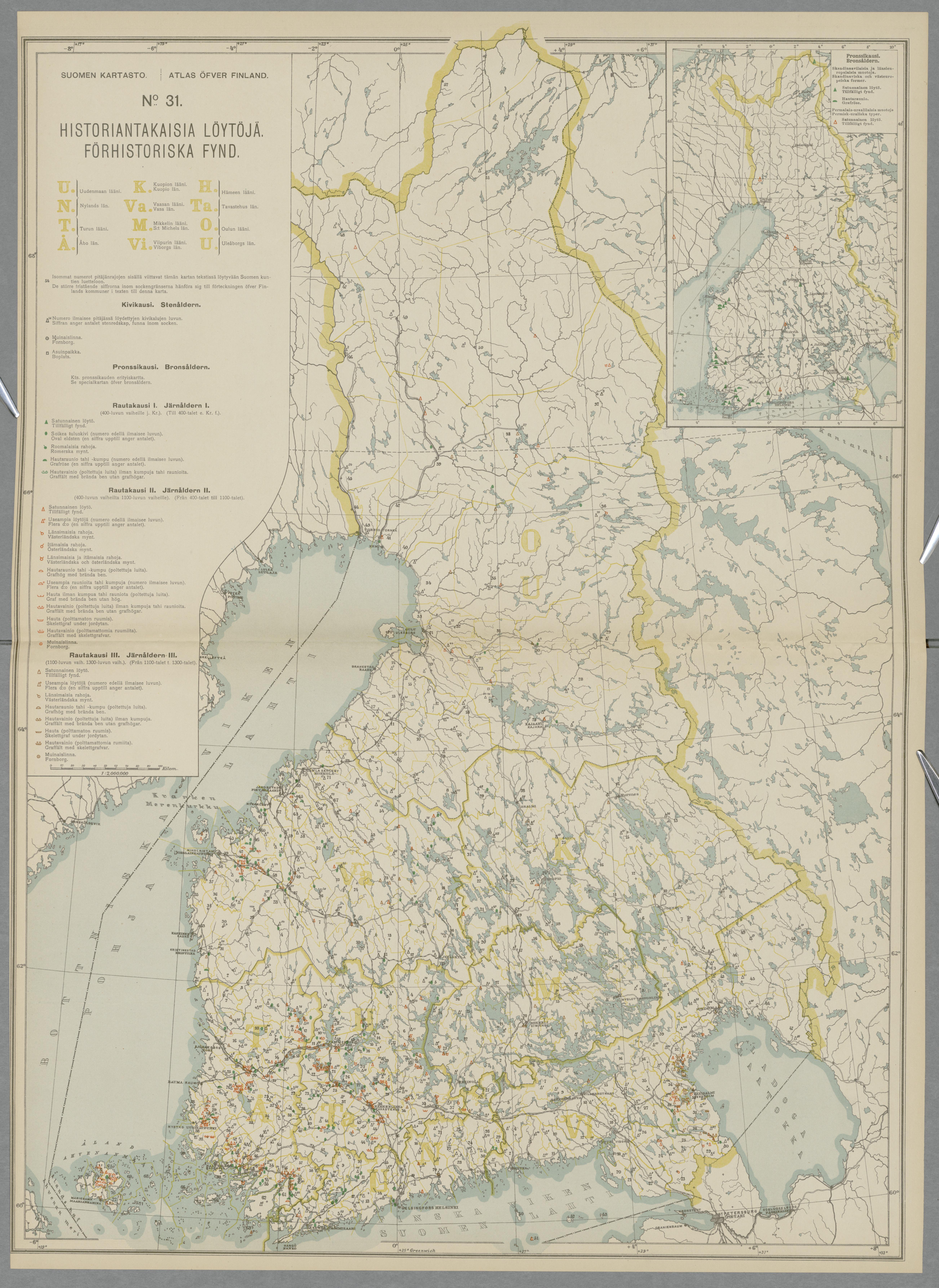 Kartasto Suomi
